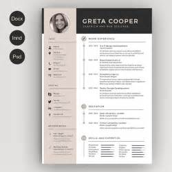 Creative Resume Template Word Creative R 233 Sum 233 Templates That You May Find Hard To