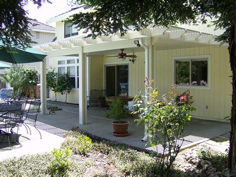 patio products inc weatherwood 174 lattice patio covers duralum