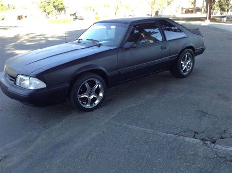 88 ford mustang 5 0 for sale 88 ford mustang 5 0 5 speed santa rosa 93010 car