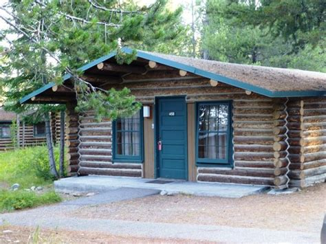 Colter Bay Cabins Tetons by Cabin