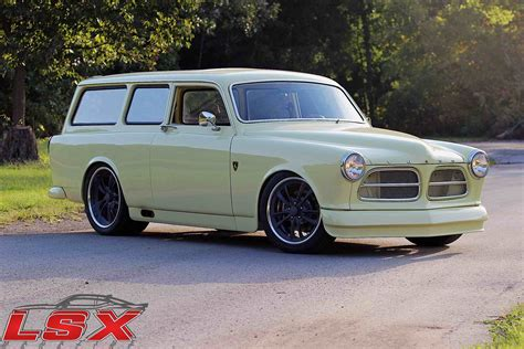volatile volvo greg carnforths immaculate ls powered  volvo