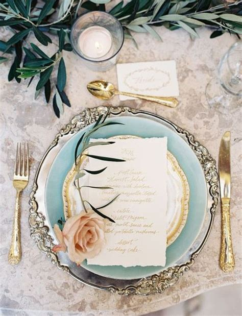elegant table settings and different things to use to 44 refined vintage wedding table settings happywedd com