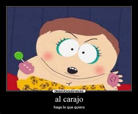 imagenes de eric cartman al carajo desmotivaciones