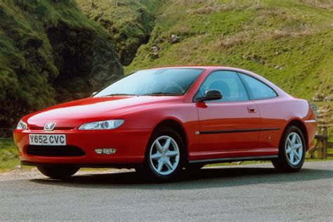 peugeot coupe peugeot 406 coup 233 club celebrates three anniversaries with