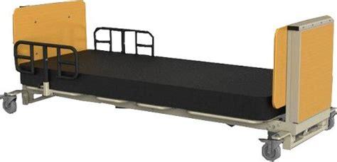 convaquip bari lo homecare bed  shipping