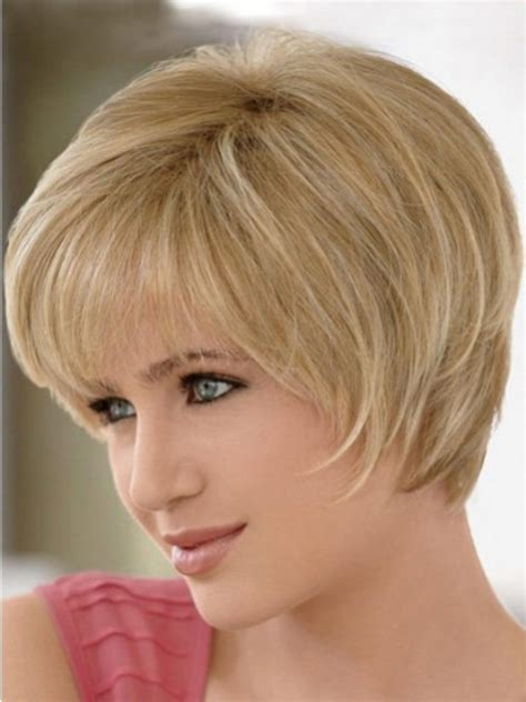 hairstyles for thin hair fuller faces short hairstyles for fine hair and round face find hairstyle