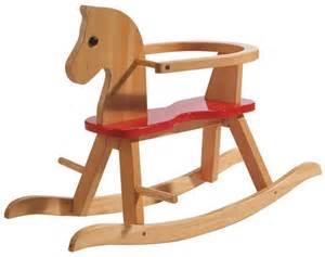 acheter un cheval 224 bascule en bois s 233 lection