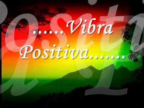 imagenes positivas reggae vibra positiva zona ganjah letra youtube