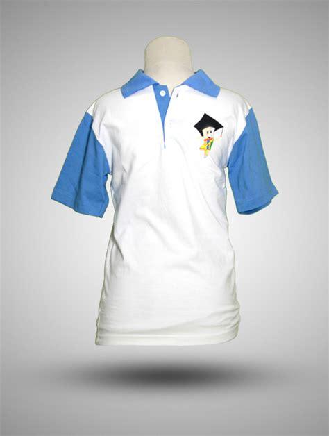Polo Shirt Anak kaos polo cotton combed jambore sanitasi anak produsen
