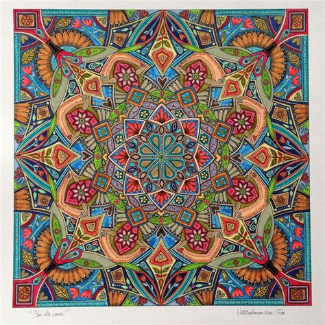 mandala coloring book south africa 602 best images about kaleidoscope on mandala