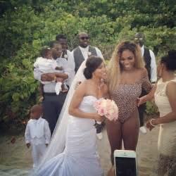 Beautiful Wedding Crasher #2: Serena+williams+wedding+crasher1.jpg