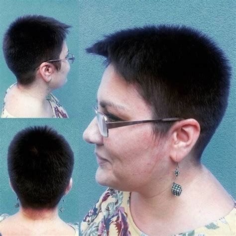preppy buzzed hair women hairstyle women hairstyle how to look preppy 18
