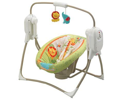 rainforest cradle swing fisher price catchoftheday com au fisher price rainforest spacesaver
