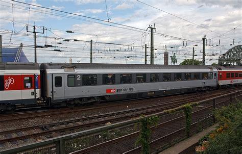 sbb wagen sbb bpm 61 schweizer reisezuwagen ec wagen 2 klasse