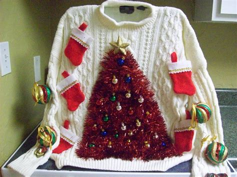 the top ten ugliest ugly christmas sweaters bridgette
