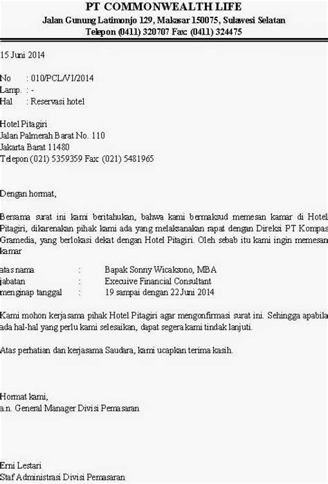 80 contoh 3 surat meminta konfirmasi mengenai undangan rapat index