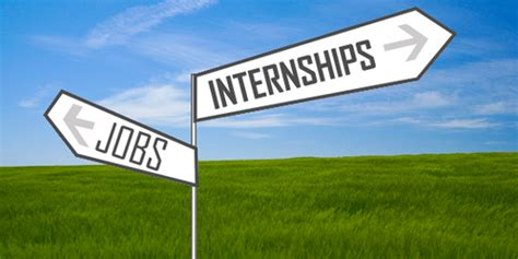 intern ships internships the road to personal growth and development