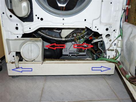Siemens Waschmaschine Laugenpumpe Lässt Sich Nicht öffnen by Baugleich Micha S