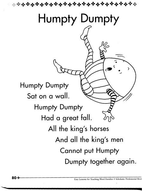 full humpty dumpty nursery rhyme 301 moved permanently
