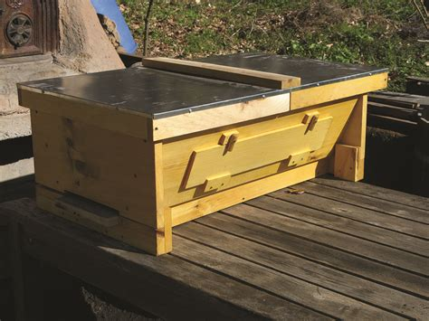 top bar hive frames timing the honey harvet bee culture