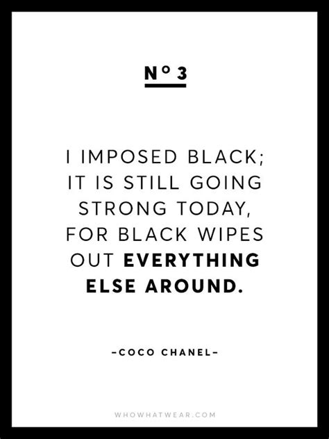 Zitate Coco Chanel by 13 Coco Chanel Quotes Whowhatwear