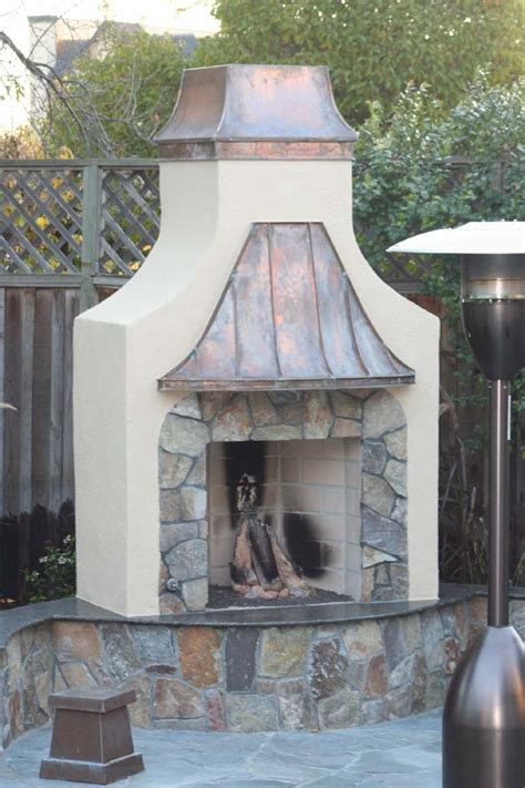 Rumford Outdoor Fireplace by Outdoor Rumfords