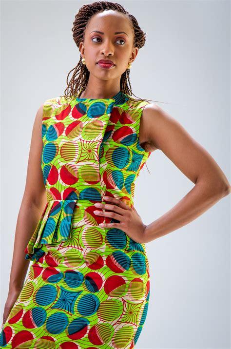 African Wear On Pinterest Ankara African Prints And | ankara dress african print outfits pinterest