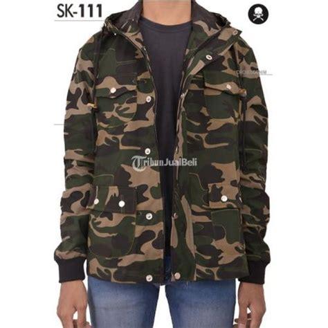 jaket parka army ra 111 jual satuan dan grosir jaket panjang pria jaket army