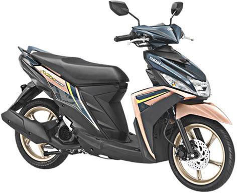 Velg Yamaha Mio M3 2 warna yamaha mio m3 velg emas 2018 informasi otomotif