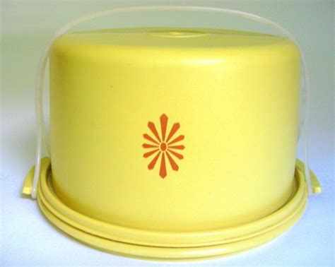 Yellow Choco Tupperware 106 best images about bread cake recipe boxes kitchen