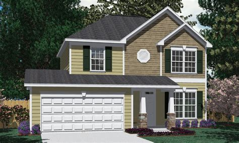 heritage 2 car garage plans southern heritage home designs house plan 1429 a the