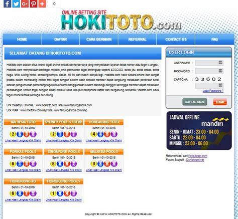 link alternatif hokitoto terbaru mobile wap login buka blokir