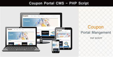 promo script template weblees webdesign trends item portal cms
