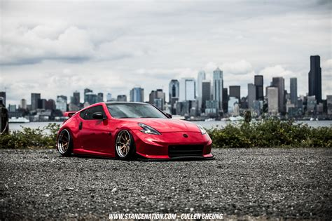Flawless Execution // Joey Gallardo's Nissan 370Z