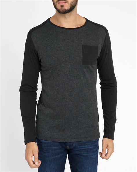 Fashion Gw 249 G Gs4523 g black marl harm r tls sleeve neck