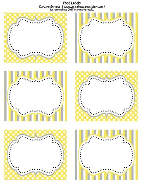 printable chevron label 17 best images about labels on pinterest labels free