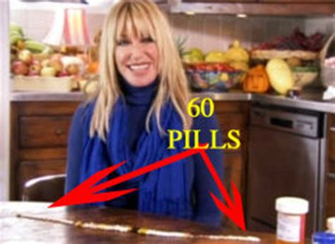celebitchy suzanne somers takes 60 pills a day the natural how many supplements are too many supplements ahem