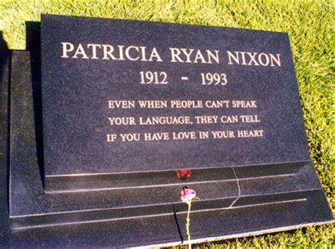pat nixon found a gravefound a grave
