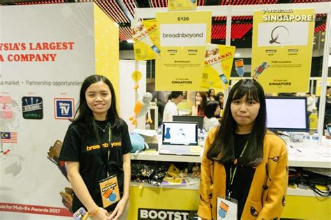Free Giveaway Singapore 2017 - startups that caught our eye at tia singapore 2017 bootstrap alley
