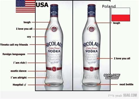 Russians Find A Way To Drink Vodka With A Usb Glass by Meanwhile In Poland Photos