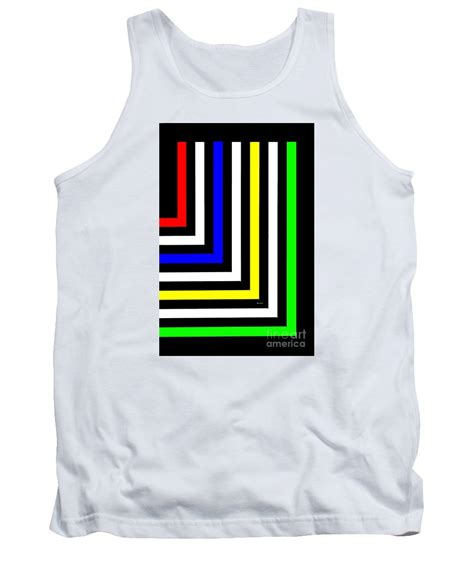 Lq 30 Blouse Rafel into the future tank top for sale by rafael salazar