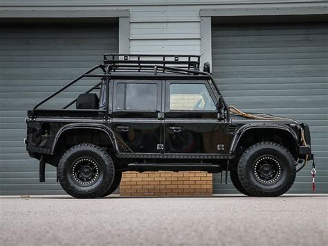land rover 110 for sale land rover defender thor quot spectre styled quot 110 x