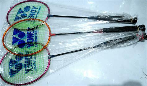 Raket Yonex Carbonex 7 jual raket badminton bulutangkis yonex pemula anak dewasa