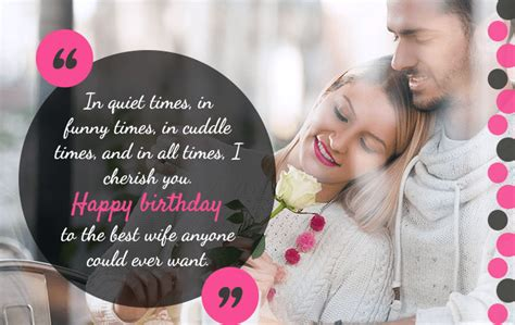 heartfelt birthday wishes  wife  love images