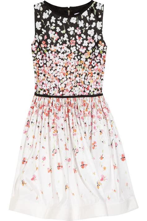 Blossom Flower Dress valentino cherry blossom dress want need
