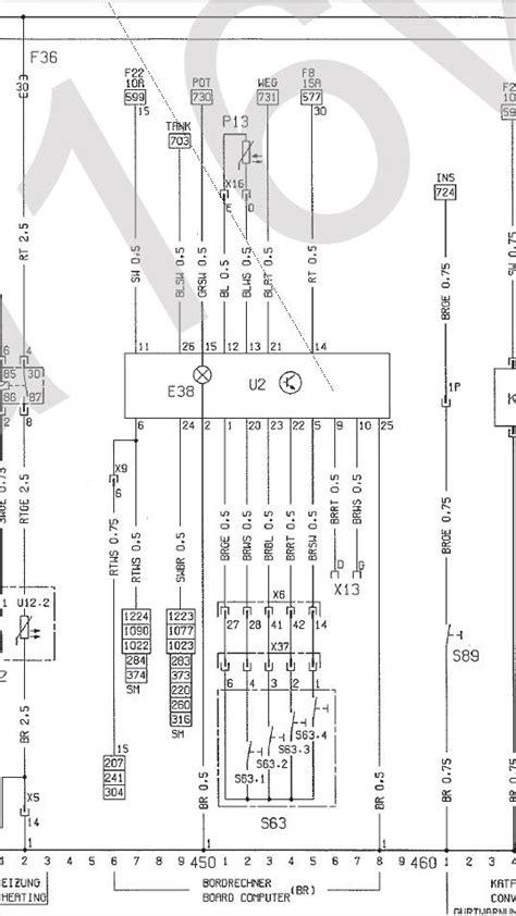 Sparepart Elektronik Ne 592 Ni4 calibra bordcomputer im corsa b mit c20ne corsaforum de