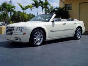 Chrysler 300 Convertible For Sale 2008 Chrysler 300 C Convertible For Sale In High Springs