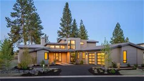 Rectangular Bungalow Floor Plans Modern House Plans Amp Small Contemporary Style Home Blueprints