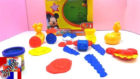 Pate A Modeler Francais mickey mouse clubhouse p 226 te 224 modeler play doh fran 231 ais