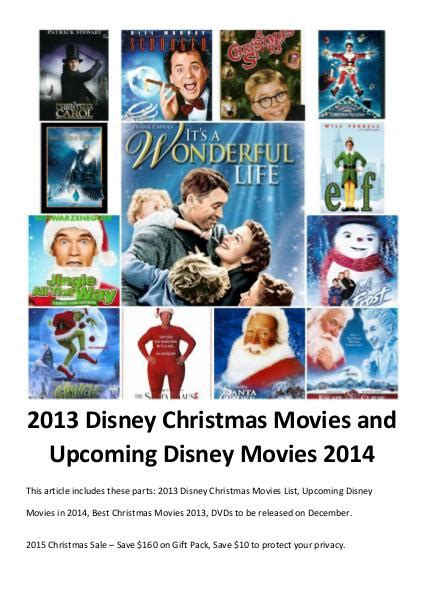 disney film xmas 2014 best christmas movies songs disney christmas movies and